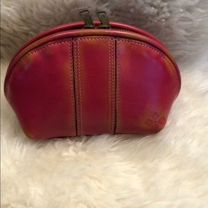 Patricia Nash cosmetic bag